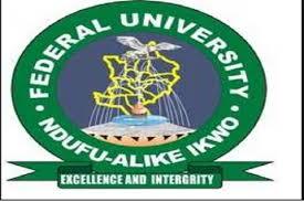 FUNAI Post UTME Screening Form for 2019/2020 Academic Session