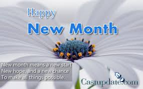 Happy New Month Messages, Wishes, SMS and Prayers