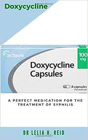 Syphilis treatment doxycycline