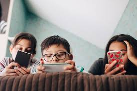 How Screen Time Affects the Brains of Children