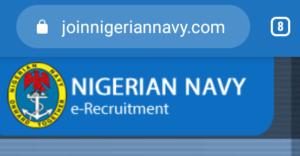 Nigerian Navy Screening Date