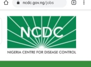 NCDC Recruitment