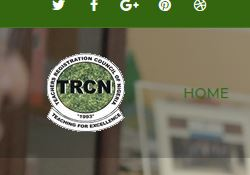 TRCN Examination Date and Venue