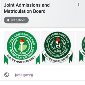 JAMB Registration Form